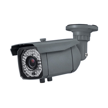 CCTV Güvenlik 6-22 MM LENS 2MP Uzun Menzilli IP66 Starlight WDR IP Bullet Kamera POE